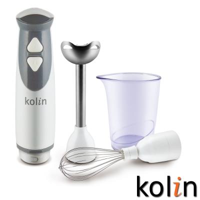 歌林kolin-3件式食物料理棒KJE-MN207(可碎冰)