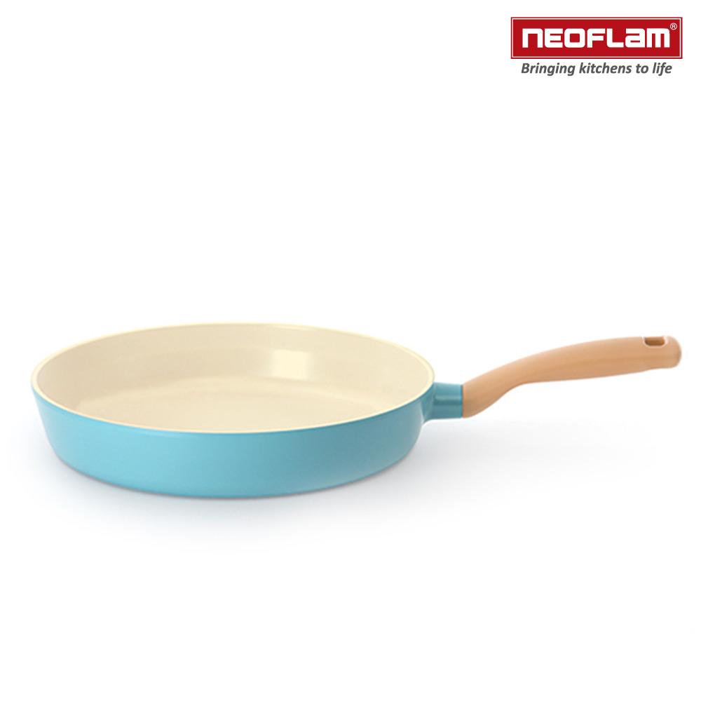 韓國NEOFLAM Retro系列 28cm陶瓷不沾平底鍋