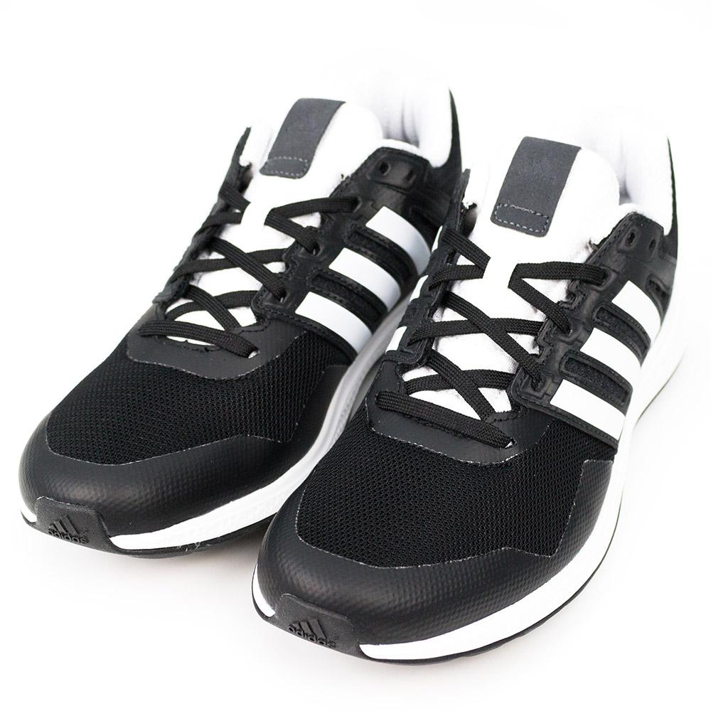 ADIDAS-SUPERNOVA 8女慢跑鞋-黑白