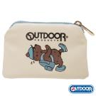 OUTDOOR-有BEAR而來系列-跑步熊零錢包-藍 ODS162D301BL