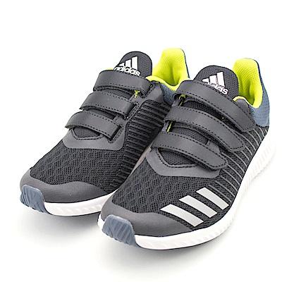 24H-ADIDAS-中童鞋CQ0000-灰