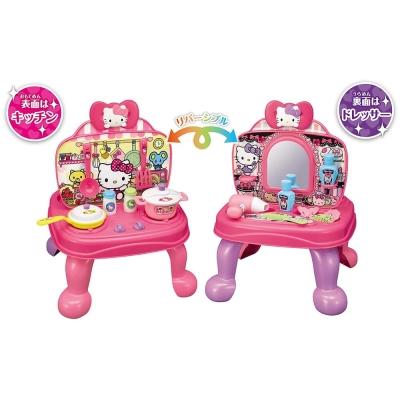 PINOCCHIO-Hello-Kitty梳妝廚房