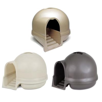美國Petmate 新版booda豪華樓梯型貓砂屋