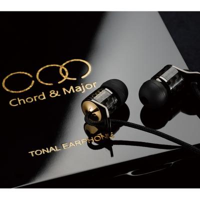 Chord&Major 0116 Electronic 電子音樂調性耳塞式耳機