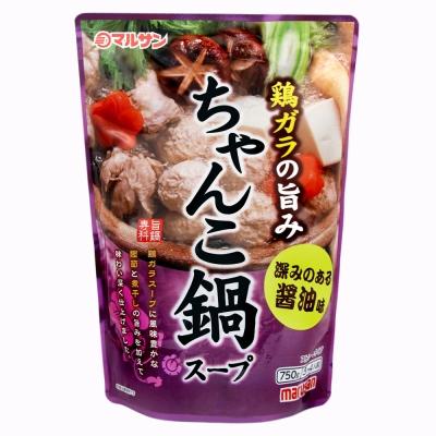 丸三 相撲火鍋湯底調味料(750g)