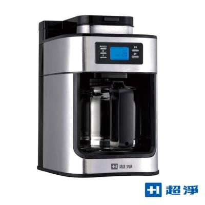 佳醫超淨-自動研磨咖啡機-AC-1712