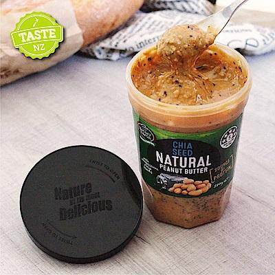 壽滿趣 紐西蘭Mother Earth超級奇亞籽花生醬(380g)