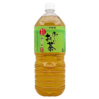 伊藤園 好喝綠茶飲料(2L)