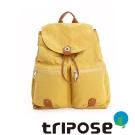 tripose MOVE系列輕量防潑水機能後背包(大) 黃