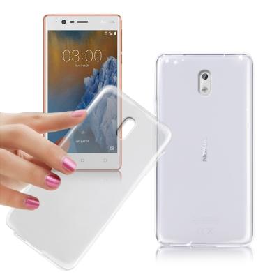 XM Nokia 3 5吋 薄型清柔隱形保護套