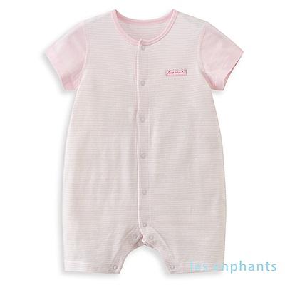 les enphants 嬰幼兒短袖遊戲褲 (3色可選)