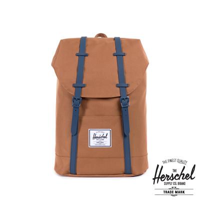 Herschel Retreat 後背包-咖啡色