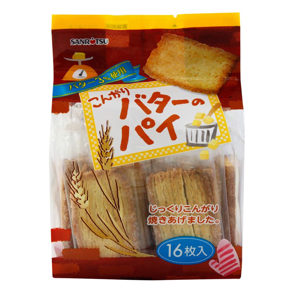 三立製果 黃金奶油派(112g)