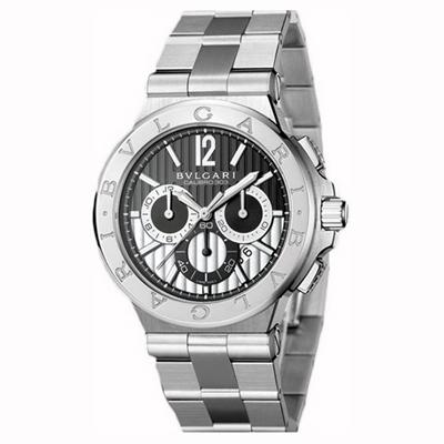 Bvlgari 寶格麗Diagono calibro303自動腕錶/42mm