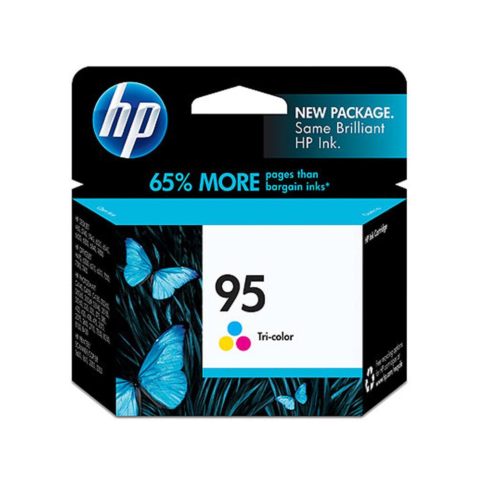 HP C8766W NO.95 彩色原廠墨水匣(一入)