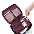 DF Queenin - 韓版第2代旅行物品收納包-共4色