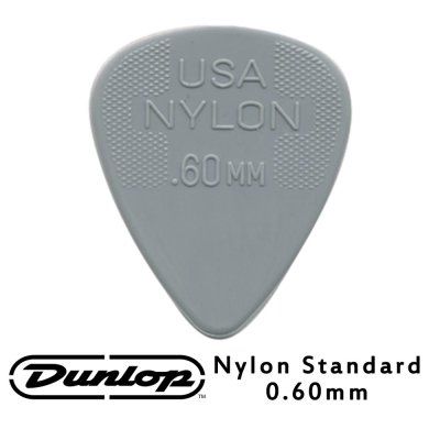 JIM DUNLOP JDGP-44R 0.60mm 吉他彈片 10片包裝
