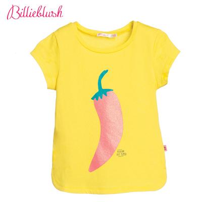 Billyblush墨西哥大辣椒T恤