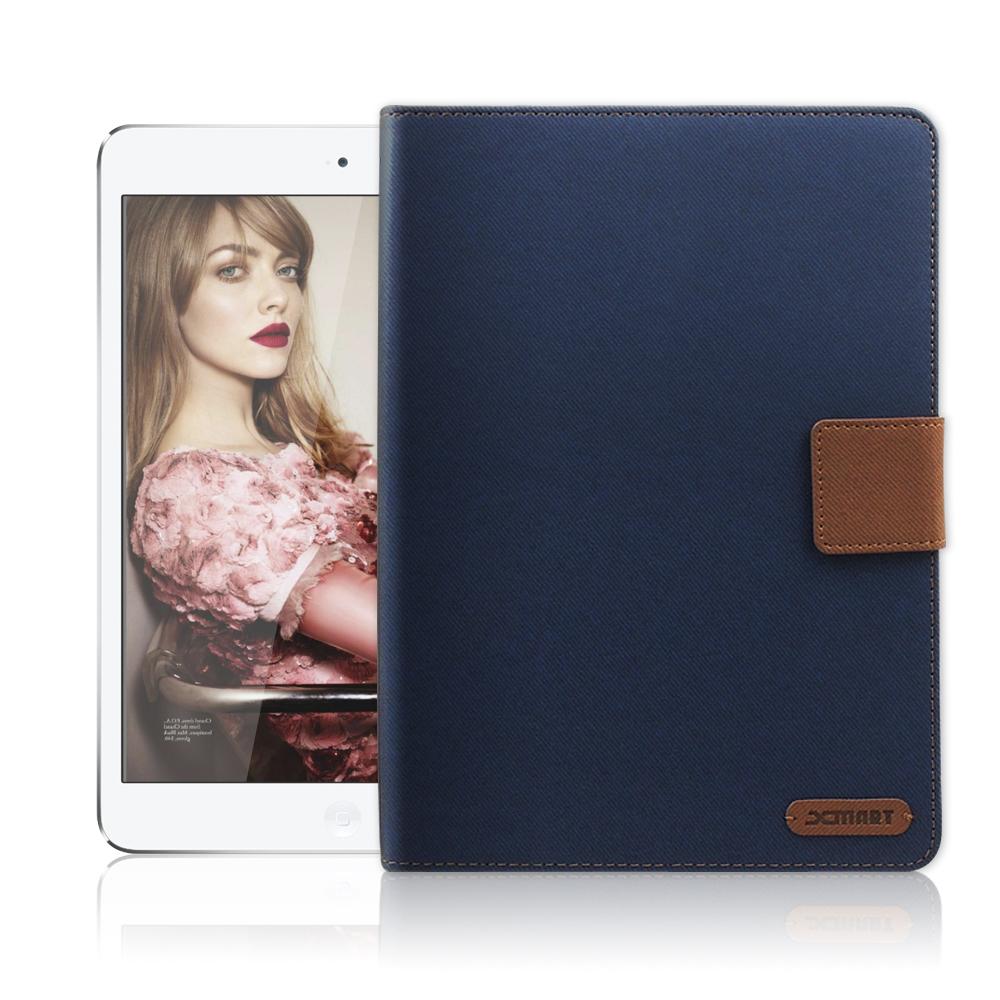 XM Apple iPad Air 9.7吋 微笑休閒風支架皮套