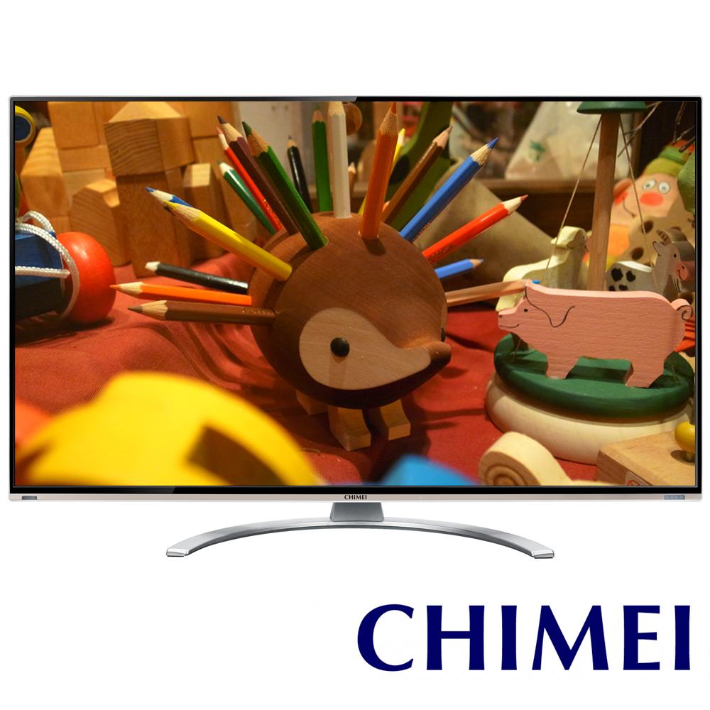 CHIMEI奇美 50吋4K UHD LED液晶+視訊盒(TL-50UD90)