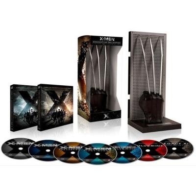 X戰警:金鋼狼爪限量禮盒版藍光BD