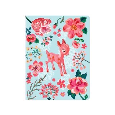 7321 Design NL娜塔莉塗鴉條紋筆記本L-春日小鹿