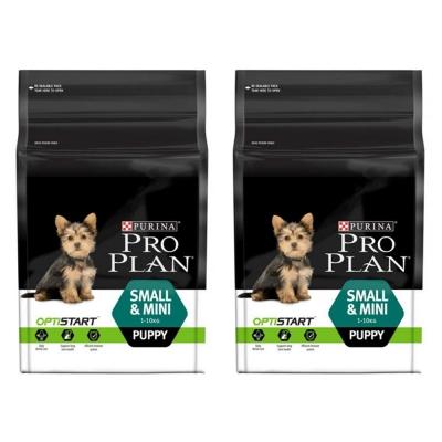 Pro Plan冠能 小型及迷你幼犬雞肉成長配方 800g X2包