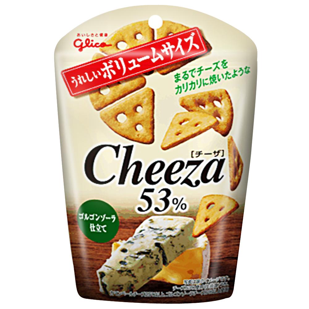GLICO格力高 Cheeza戈爾根朱勒起司脆餅(50g)