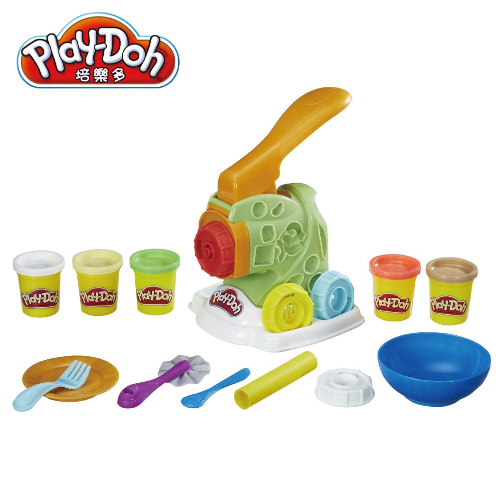 play doh 培樂多 廚房系列 製麵料理組