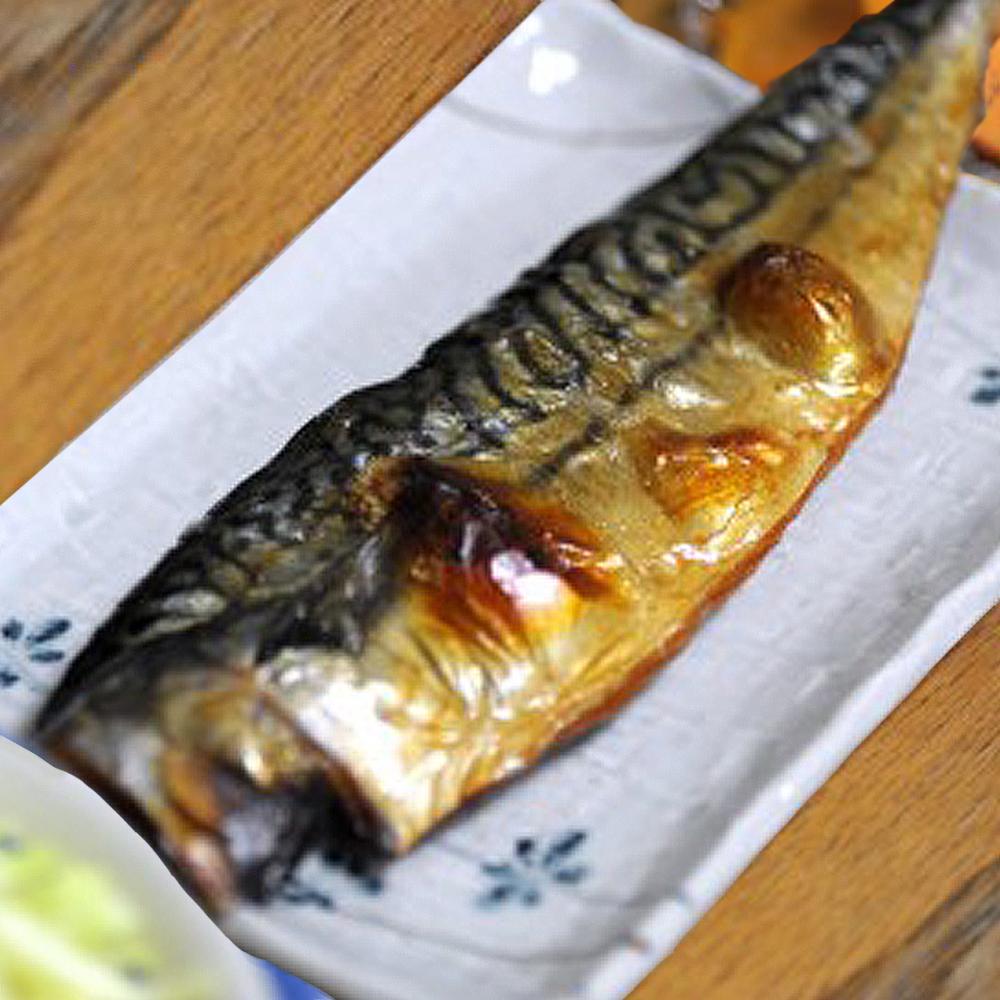 食在幸福 挪威深海薄鹽鯖魚片20包(190g/包)