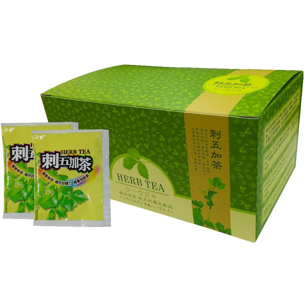 【吉安鄉農會】刺五加茶包(3gx25包),共10盒