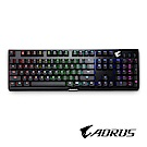 技嘉AORUS K9 光軸RGB電競鍵盤-青軸