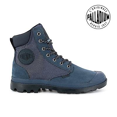 Palladium Pampa sport CUFF WPN靴-男-牛仔藍