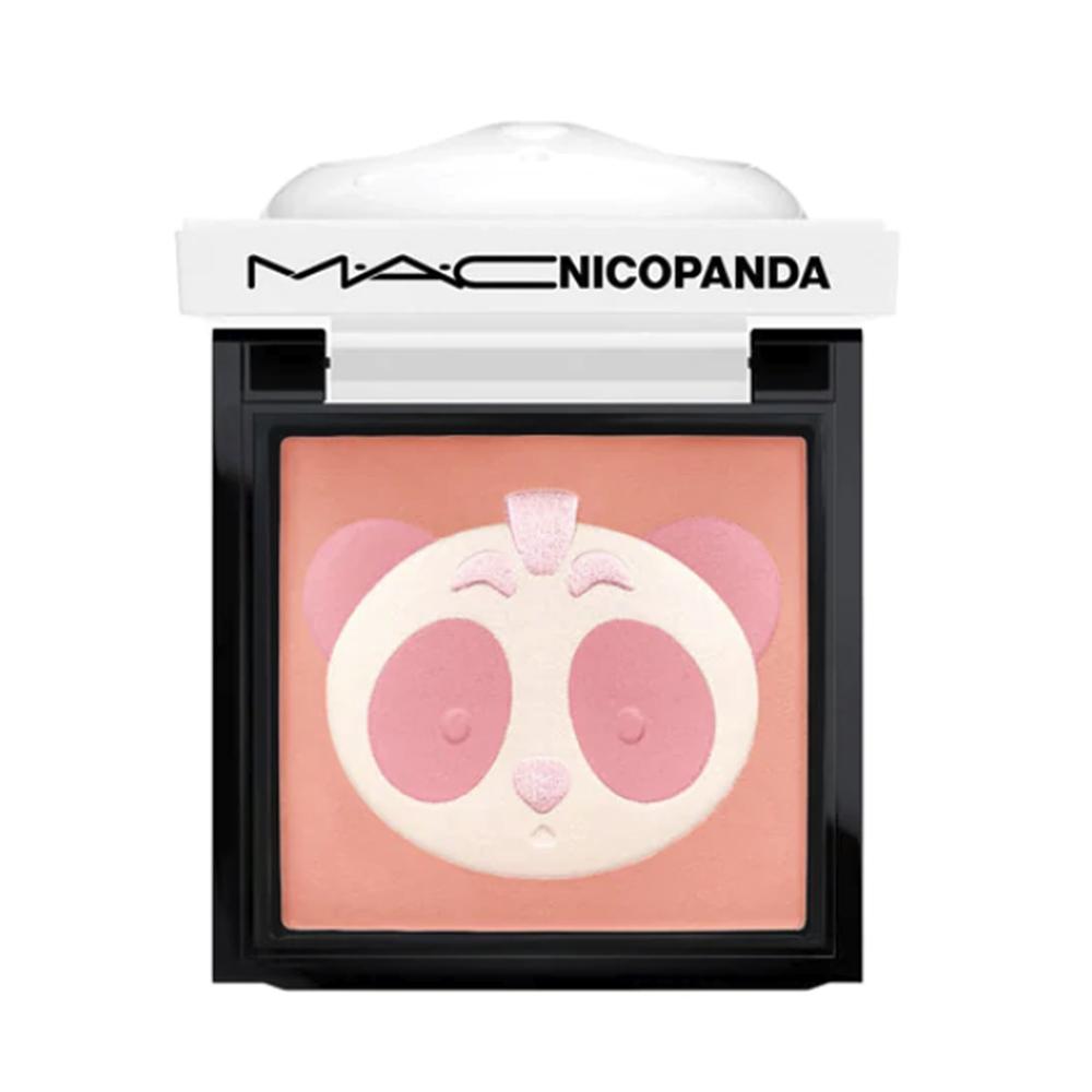 M.A.C x NICOPANDA限量聯名熊貓蜜粉餅15g