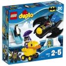 樂高LEGO Duplo 幼兒系列 - LT10823 Batwing Adventure