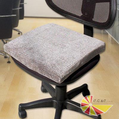 凱蕾絲帝辦公室得力三寶舒壓坐墊