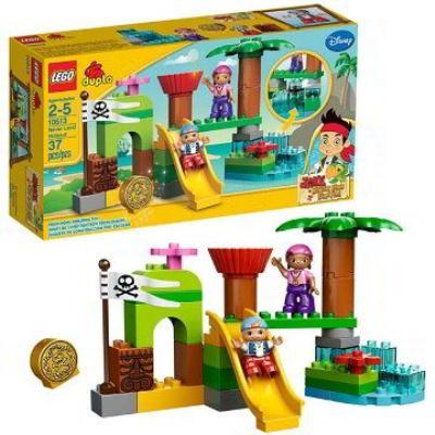 LEGO樂高-得寶系列-傑克與夢幻島海盜-10513-夢幻島巢穴