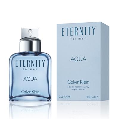 Calvin Klein卡文克萊 CK 永恆之水男性淡香水100ml