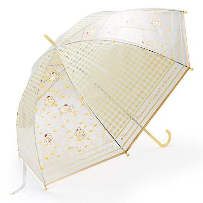 Sanrio 布丁狗可愛透明直傘(滿滿布丁狗)