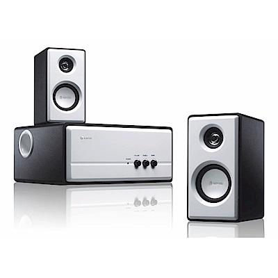 KINYO精緻木質擴大音箱CRF-5680加贈百元耳機