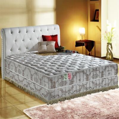 MG珍寶-Cool涼感抗菌乳膠-蜂巢式獨立筒床-雙人加大6尺