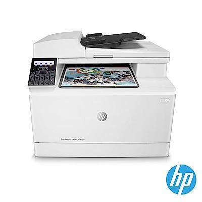 HP Color LaserJet Pro MFP M181fw 彩色雙頻無線智慧雷射雷射複合機 @ Y!購物
