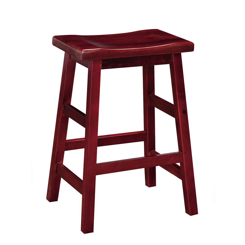 H&D 馬鞍高鼓椅 (寬40X深24X高60cm)