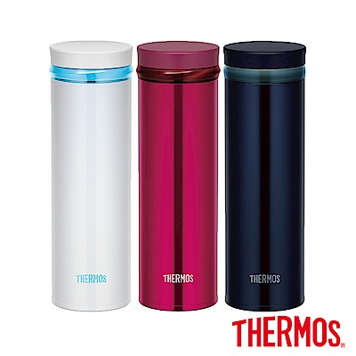 THERMOS膳魔師 超輕量不鏽鋼真空保溫杯0.5L