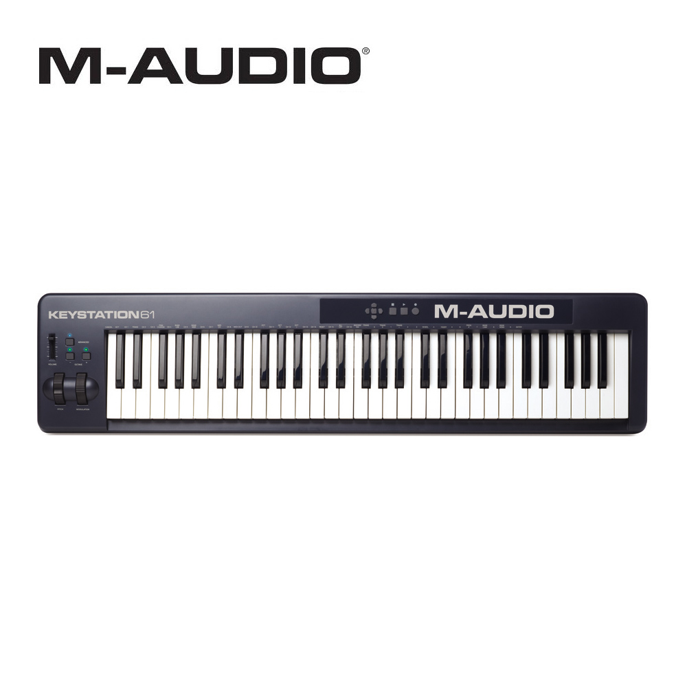 M-AUDIO Keystation 61II 61鍵控制鍵盤