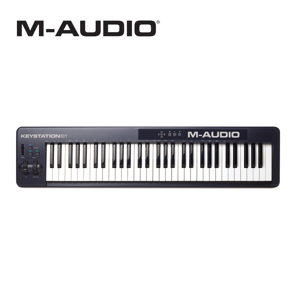 M-AUDIO Keystation 61II 61鍵控制鍵盤 @ Y!購物