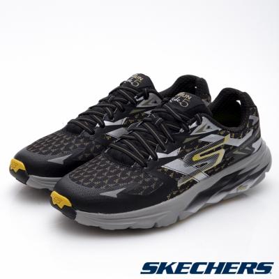 SKECHERS (男) 跑步系列 GoRun Ride5-53997BKYL