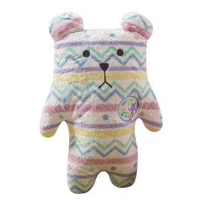 CRAFTHOLIC 宇宙人 暖心體貼熊寶貝枕