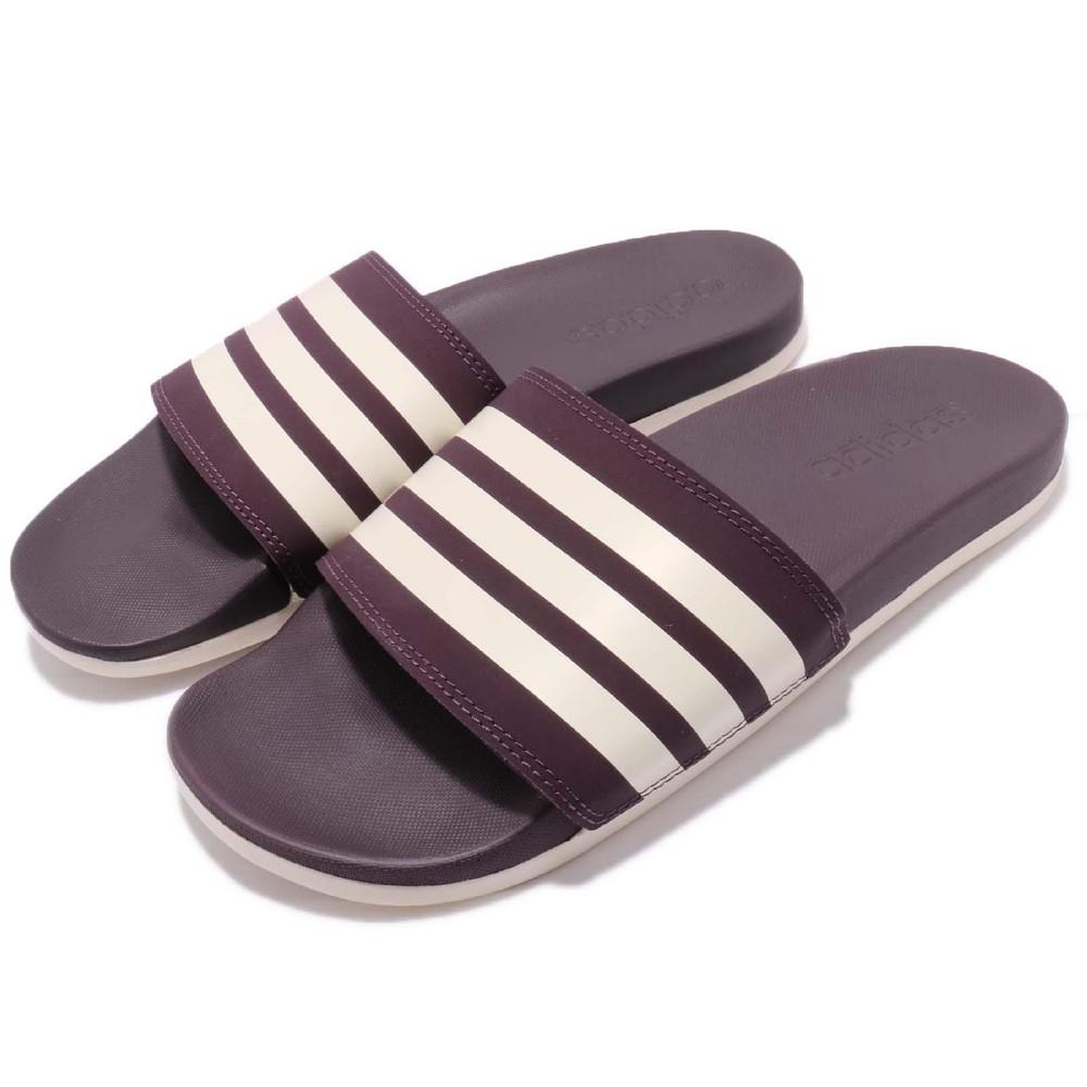 adidas 拖鞋 Adilette Cloudfoam 女鞋