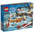 LEGO樂高 城市系列 60167 海岸巡防總部